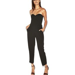 Express Strapless Jumpsuit